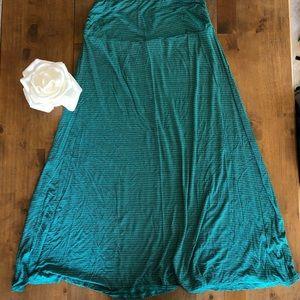 Merona Convertible Maxi Skirt
